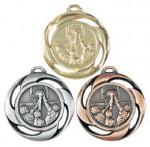Médaille Métal Basket 40mm